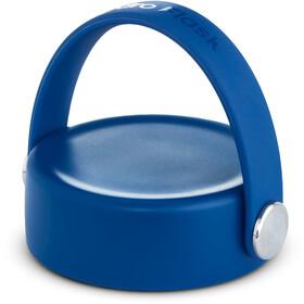 Hydro Flask Wide Mouth Flex Cap cobalt